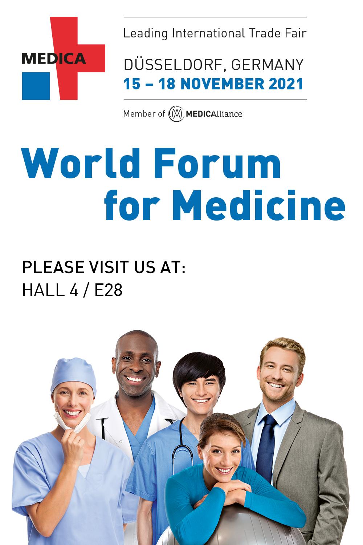 antistress elly fiera medica trade fair 2021